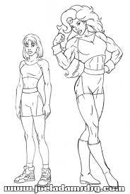marvel 1990s cartoon character design toonzone forums