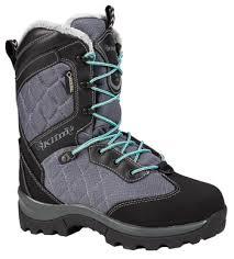 womens snowmobile boots canada klim womens gtx snowmobile boot