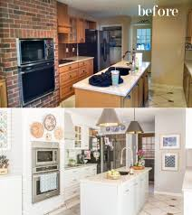 Kitchen Renovation Before And After How I Renovated My 1980 U0027s Kitchen On A Crazy Low Budget Diy