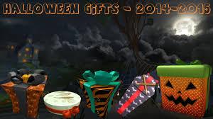 roblox halloween gifts 2014 2015 youtube