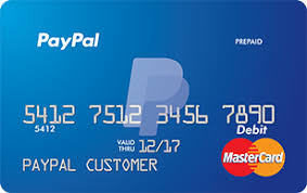 what is a prepaid debit card paypal prepaid paypal prepaid mastercard prepaid debit cards