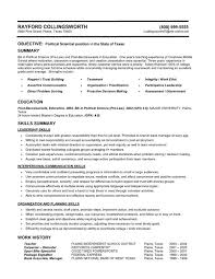 Veterinary Resume Examples by Sample Of A Functional Resume 7 Uxhandy Com