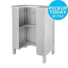 argos bathroom cabinets u0026 cupboards ebay