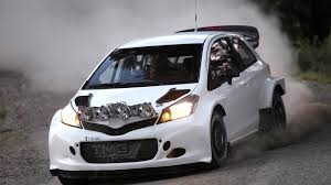 modified toyota toyota announces wrc return in 2017 with the yaris video
