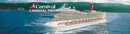 carnival triumph cruise ship 2017 and 2018 carnival triumph
