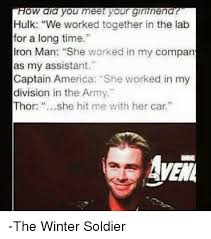 Army Girlfriend Memes - 25 best memes about the incredible hulk 2008 the