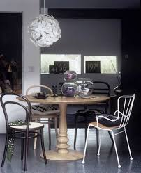 Dining Chairs With Cushions Softening Dining Chairs With Cushions Apartment Therapy