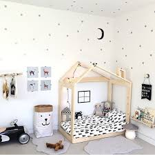 Montessori Bedroom Toddler The Boo And The Boy Wall Decals