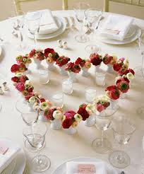 Valentine Decorations Ideas For Tables by Get Latest Ideas On How You Should Decorate The Place For
