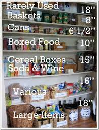organizing kitchen pantry ideas best 25 pantry storage ideas on kitchen pantry