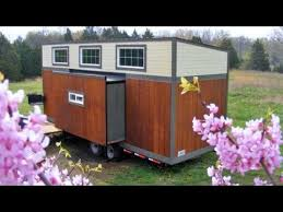 tiny house slide out the ds 400 tiny house with slide out system youtube