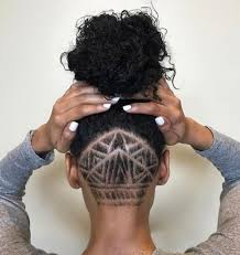 nape of neck hair cut for women 20 cute shaved hairstyles for women