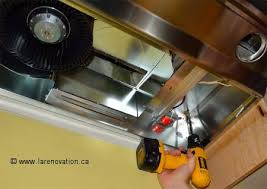 installation de la hotte de cuisine installer une hotte de cuisine