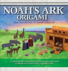 children u0027s book review noah u0027s ark origami catholicmom com
