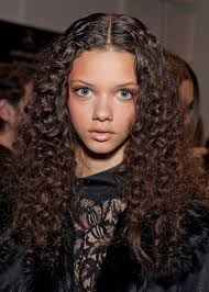 popular long hairstyles for casual long curly hairstyle