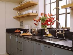 modern galley kitchen ideas kitchen kitchen wall cabinets and 25 single wall modern galley