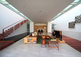 Modern Narrow House Narrow House Maximizes Space On Three Floors Idesignarch