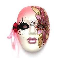 mardi gras wall masks ceramic mardi gras ceramic masks