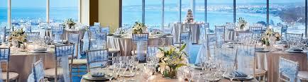 monterey wedding venues monterey bay wedding reception venues monterey marriott