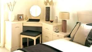 bedroom set with vanity table bedroom furniture corner dressing table younited co