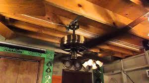 hunter fan company service department ggc fan company ceiling fan hd remake youtube