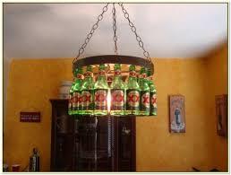 Beer Bottle Chandelier Diy Beer Bottle Chandelier Diy Home Design Ideas