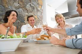 home entertaining how to safely entertain guests in your home paragon certified