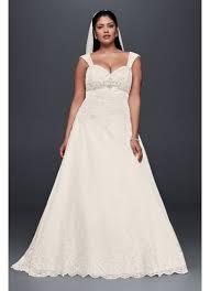 wedding dresses with straps plus size wedding dress with removable straps david s bridal