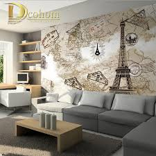 World Map Wallpaper Mural by Compare Prices On World Map Wallpaper Mural Online Shopping Buy