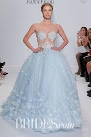 61 colored wedding dresses from bridal fashion week brides