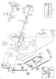 stiga park pro 20 2010 parts diagram page 7