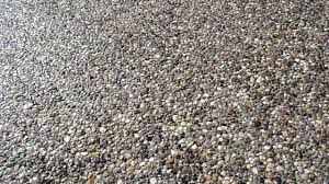 Patio Surfaces by Exposed Aggregate Concrete Walkway U0026 Patio Youtube