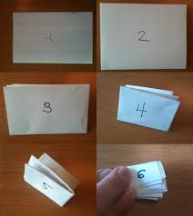 How To Fold Paper For Envelope Seven Fold Limit U2013 Fact Or Fiction The Paper Blog