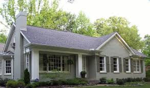exterior paint schemes for ranch homes with nifty exterior house