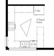 kitchen floorplan small kitchen floor plans design plan ideas best layouts on