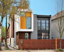 residential architecture design contemporary residential architecture in seattle 3 homes in 1 by