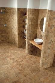 floor bathroom remodel pros and cons of cork tiles flooring