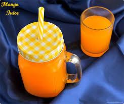 Mango Juice mango juice recipe how to make fresh mango juice at home asmallbite