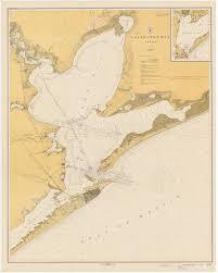 Map Gulf Of Mexico by Galveston Bay Texas Historical Map 1915 Florida U0026 Gulf Of