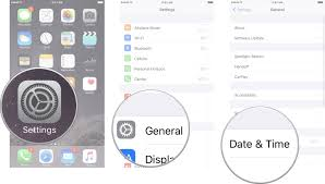 how to adjust the date time and timezone of your iphone and ipad