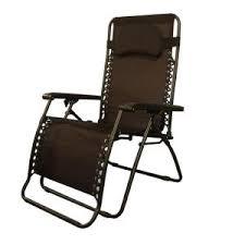 Black Patio Chairs by Caravan Sports Infinity Black Zero Gravity Patio Chair 80009000050