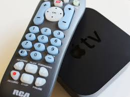 how to use a universal remote with apple tv imore