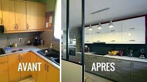 relooker une cuisine en chene relooker une cuisine rustique en chene relooker cuisine rustique