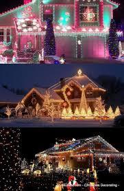 outdoor christmas light decorations 25 unique exterior christmas lights ideas on pinterest