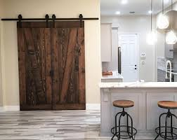 Interior Barn Door For Sale Interior Barn Door Etsy