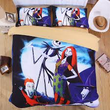 the nightmare before 3d bedding set print duvet