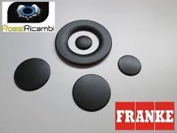 franke ricambi piano cottura franke serie piattelli spartifiamma per opera cucina piano