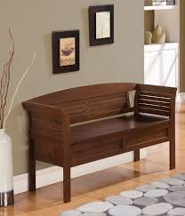 entryway benches with backs foyer bench with back trgn 21d604bf2521