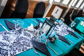 turquoise and black wedding ideas tbrb info