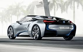 Bmw I8 Concept - bmw i8 concept spyder 2012 wallpapers and hd images car pixel